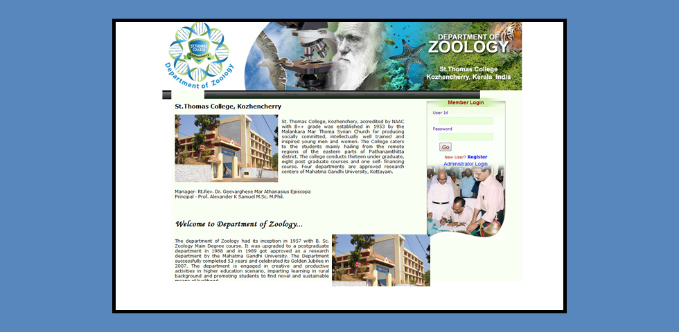 <sup onclick='return zoology()'>Visit this site</sup>